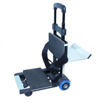 "Altra Mobile Cart - Metal with1 1/2"" Rubber Wheels for Boss PDS-2.5G or PDS-4G..Interior & Exterior Backpack System"